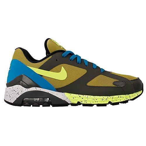 Nike - Air Max Terra 180 - 615589770 - Couleur: Blanc-Bleu-Jaune - Pointure: 41.0