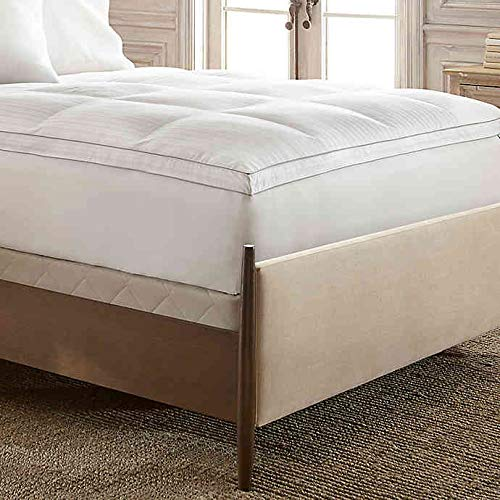 Stearns & Foster Luxury Down Alternative Queen FIBERBED in White
