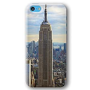 Empire State Building New York City Case For Sumsung Galaxy S4 I9500 Cover Slim Phone Case