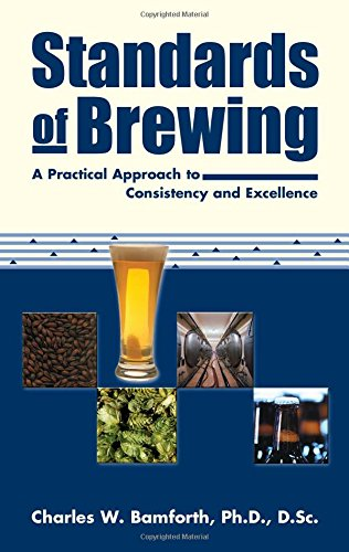 Standards of Brewing: Formulas for Consistency and Excellence
