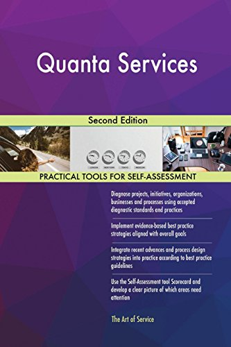 Quanta Services  Second Edition