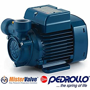 Pedrollo Electric Water Pump PQm peripheral impeller pump - PQm 81 ...