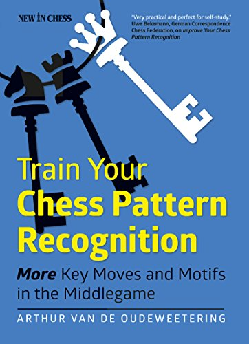 Train Your Chess Pattern Recognition: More Key Moves & Motives in the Middlegame: 2