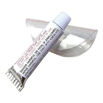 Domeilleur - Kit de reparación de vinilos inflables para Piscina ...