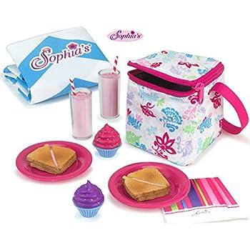 Gray /& Pink Sophia/'s Coleman Sleeping Bag and Lantern Set