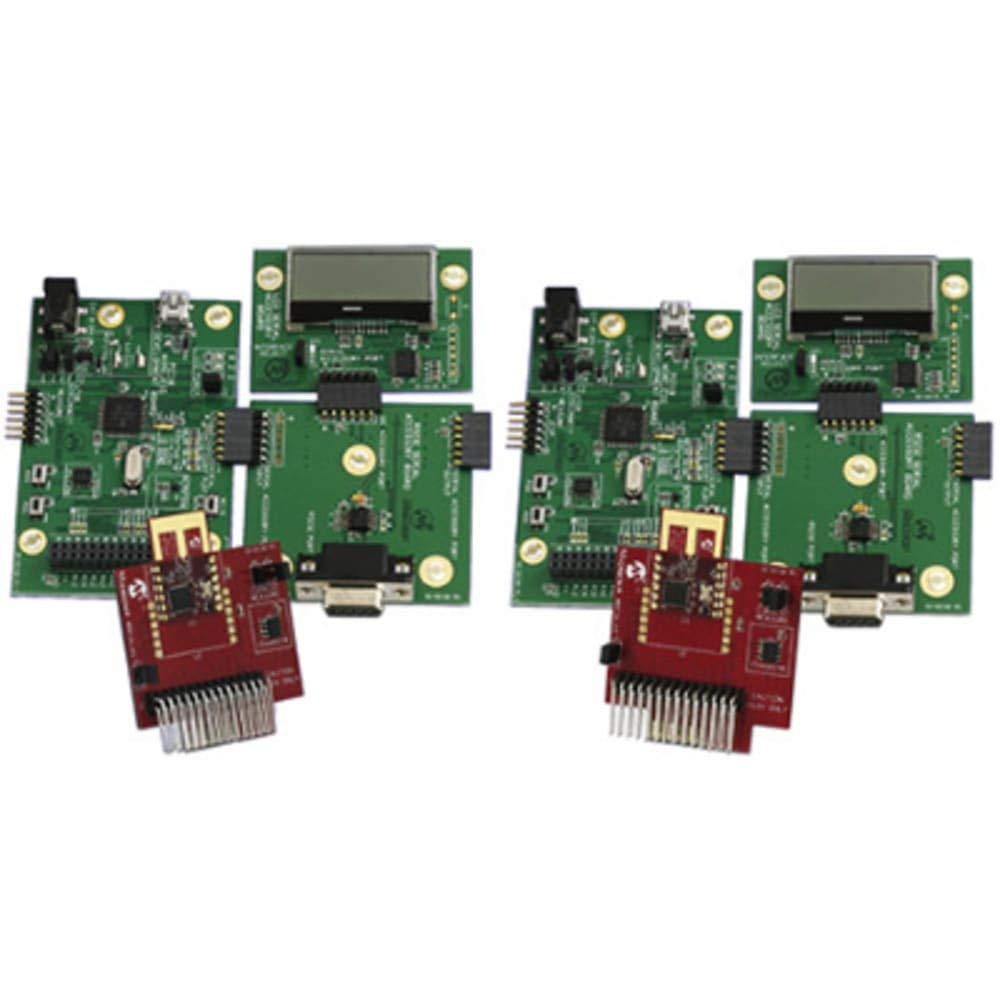 868MHz MRF89XA Wireless Development Kit