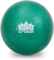 Crown Sporting Goods 3.63 killogram or 8 pounds Shot Put, Cast Iron Weight Shot Ball   Outdoor Track and Field