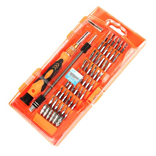 Price comparison product image JM-8125 Laptop Screwdriver Set Professional Repair Hand Tools Kit for Mobile Phone Computer DIY Repair Magnet Torx Multitool