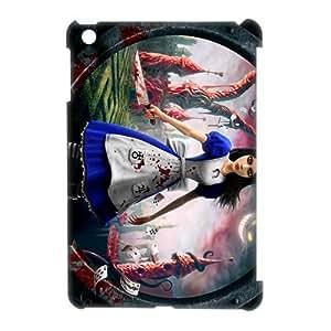 Hot Game Alice Madness Returns Hard Plastic Back Protective Case for Apple Ipad Mini FC-5