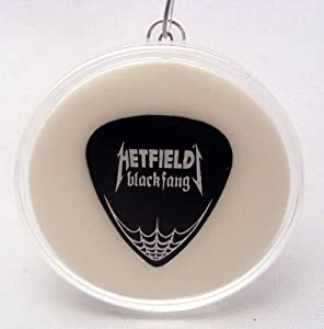 Amazoncom Metallica James Hetfield BF Guitar Pick With MADE IN