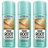 L'Oreal Magic Root Cover Up - Light To Medium Blonde, 2 Ounce Pack Of 3, 2 Ounce