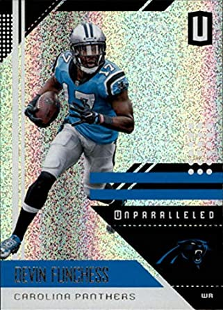 2018 Panini Unparalleled  29 Devin Funchess Football Card Carolina Panthers 790099310