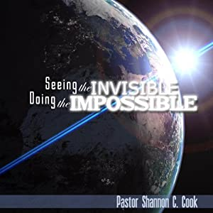 Seeing the Invisible, Doing the Impossible Speech