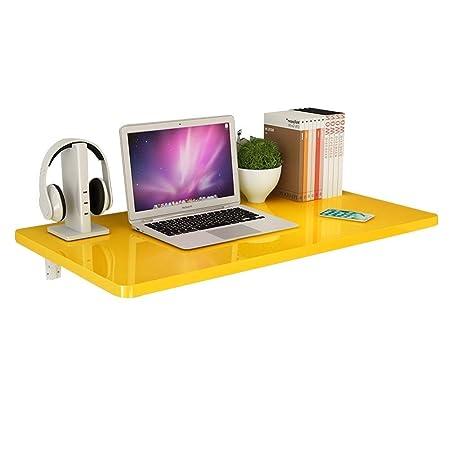Mesa De Pared Soporte para Laptop Escritorio Plegable Estante De ...