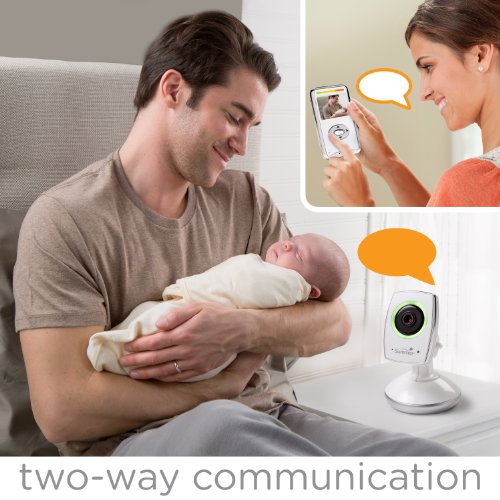 012914286302 - Summer Infant Baby Zoom Wi-Fi Video Monitor and Internet Viewing System, Link Wi-Fi Series carousel main 4