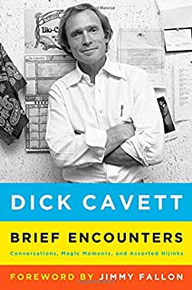 Book Cover: Brief Encounters: Conversations, Magic Moments, and Assorted Hijinks