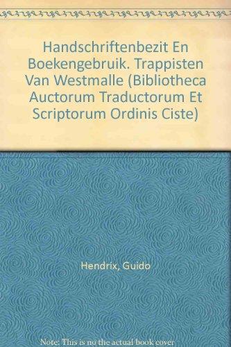 handschriftenbezit-en-boekengebruik-trappisten-van-westmalle-documenta-libraria