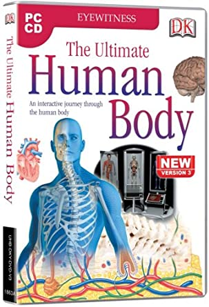 The Ultimate Human Body 3.0 (PC): Amazon.co.uk: Software