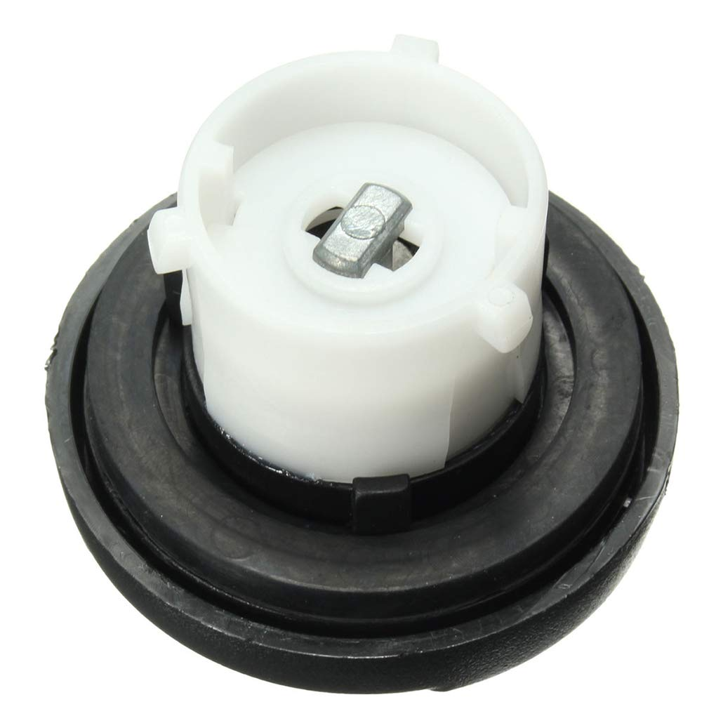 Lorsoul Locking Fuel Petrol Diesel Cap and 2 Keys Replacement for Transit MK6 MK7 2000-2014 MESO674