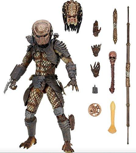 NECA Predator 2 Ultimate City Hunter 7-Inch Action Figure