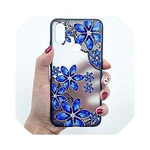 Amazon.com: Moda 3D Diamante Funda para Xiaomi Mi 8 SE A1 5X ...