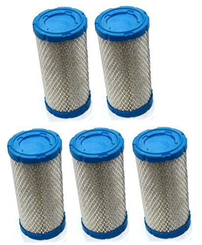 (5) New AIR FILTERS CLEANERS for Kubota Engine Motor Lawn Mower Tractor & More by the ROP Shop