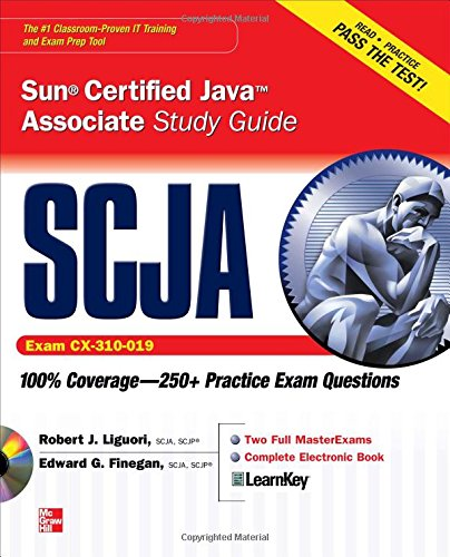 SCJA Sun Certified Java Associate Study Guide (Exam CX-310-019) (Certification Press)