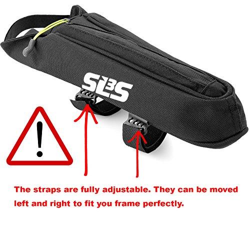 cb354a80a5e SLS3 SMALL AERO Bike Top Tube Bag