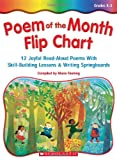 Poem of the Month Flip Chart, Maria Fleming and Betsy Franco, 0439471230