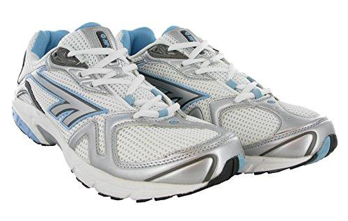 Hi-Tec R157Running Athletic Sport Fitness, lacci, UK 9, R157