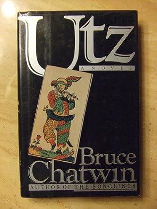 book cover of Utz