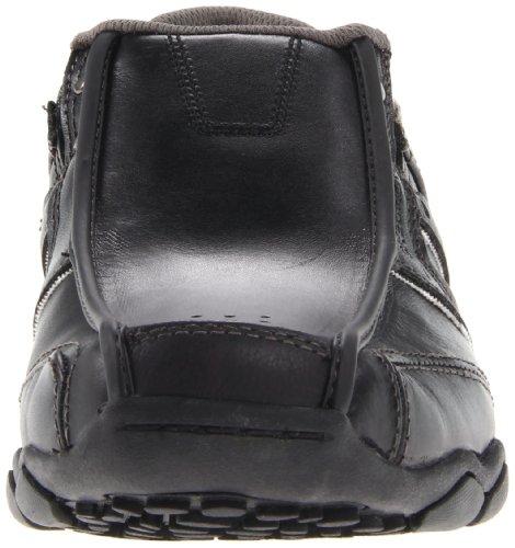 hombre Zapatillas para Diameter Negro Heisman Skechers W6qfRBf