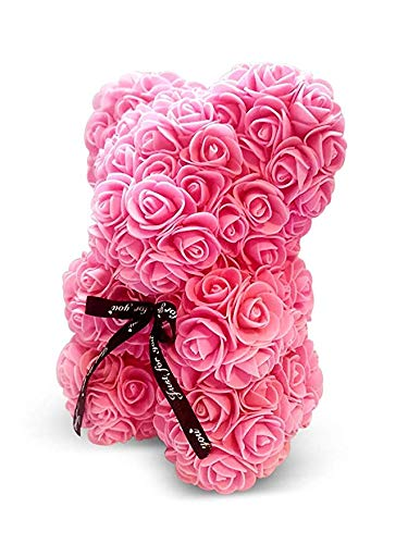 Preserved Rose Teddy Bear | San Valentin Day
