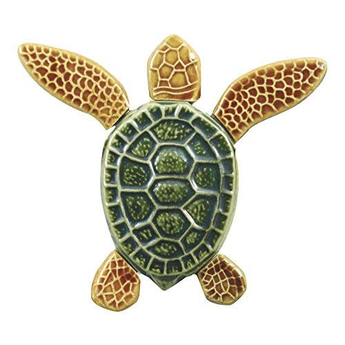 - Lauderdale Tile Turtle Both Up Multi (TB-0505-MU)