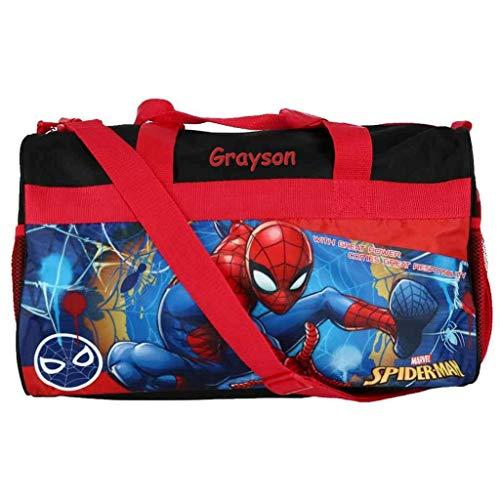 - Personalized Licensed Kids Travel Duffel Bag - 18