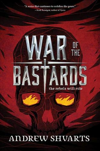 Book Cover: War of the Bastards