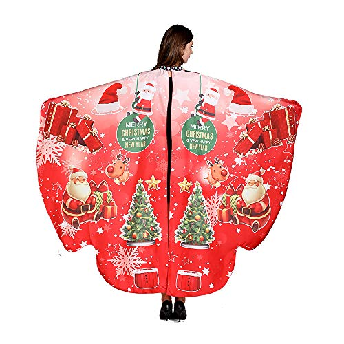 Christmas Dresses For Women, HITOP Soft Fabric Butterfly Wings Shawl Fairy Ladies Nymph Pixie Costume Accessory -