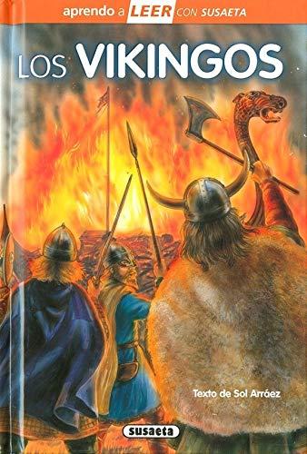 Los vikingos (Aprendo a LEER con Susaeta - nivel 0)