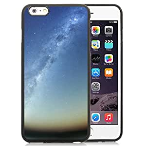 New Beautiful Custom Designed Cover Case For iPhone 6 Plus 5.5 Inch With Milky Way Galaxy Phone Case
