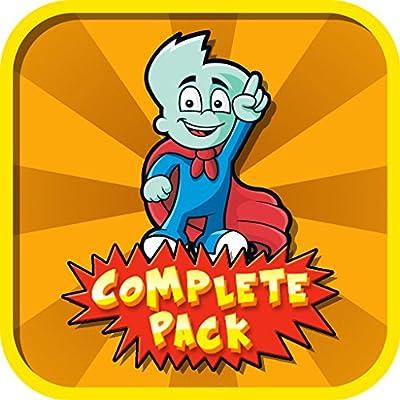 Pajama Sam Complete Pack [Online Game Code]