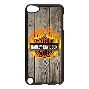 Ipod Touch 5 Phone Cases Harley Davidson Durable Design Phone Case TTYW189785