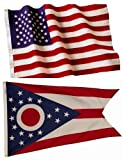 Ohio State Flags (5×8 US Combo) Review