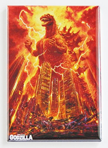 Godzilla 1985 (Japan) Fridge Magnet (Godzilla Magnet)