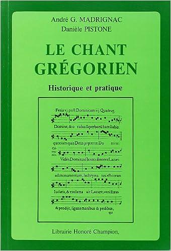 344ef4ff219a2e Téléchargement gratuit livres kindle Le Chant postgrégorien   tropes ...