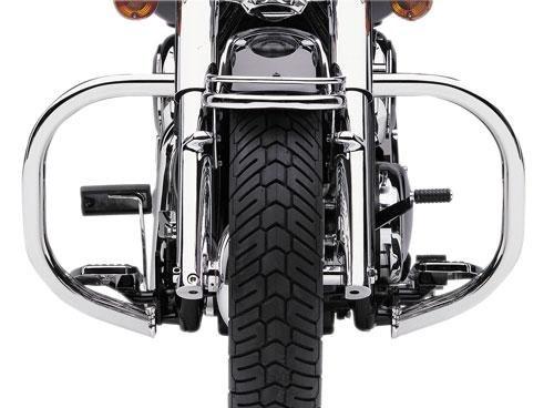 Cobra Fatty Chrome 1-1/2&Prime, Freeway Bars 12330 (Cobra Freeway Engine)