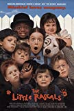The Little Rascals 1994 Authentic 27' x 41' Original Movie Poster Very Fine Jordan Warkol Comedy U.S. One Sheet