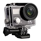 Sports Action Camera, Webat V3 4K Wifi Sports Action Camera HD Waterproof DV Camcorder 16MP 170 Degree Wide Angle
