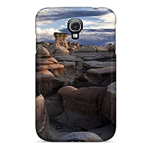 New Diy Design Bisti Badlands New Mexico For Galaxy S4 Cases Comfortable For Lovers And Friends For Christmas Gifts