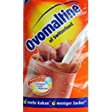 Ovomaltine Cocoa Switzerland, 2 Packages With Each 1 Kg, Total 2 Kg