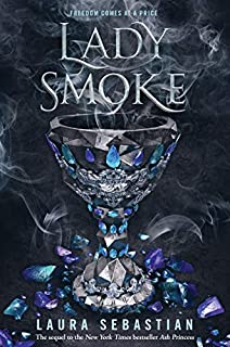 Book Cover: Lady Smoke